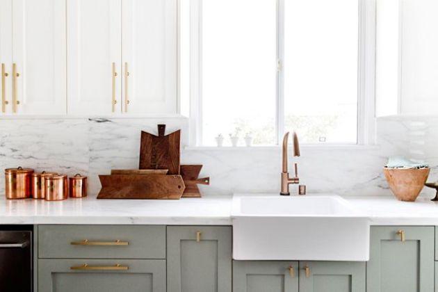 gold faucet 2